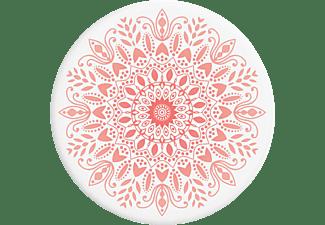 POPSOCKETS PopGrip Pretty in Pink Handyhalterung, Weiß/Pink