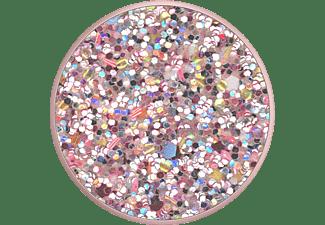 POPSOCKETS PopGrip Premium Sparkle Rosebud Handyhalterung, Mehrfarbig