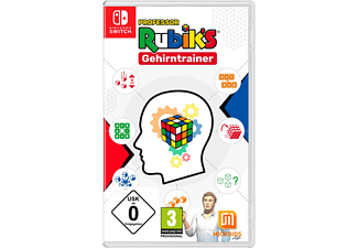 SW PROFESSOR RUBIKS GEHIRNTRAINER - [Nintendo Switch]