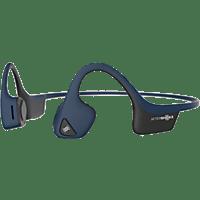 AFTERSHOKZ TREKZ AIR, Open-ear Headset Bluetooth Dunkelblau
