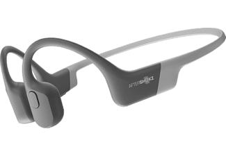 AFTERSHOKZ AEROPEX, Open-ear Headset Bluetooth Hellgrau