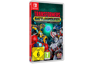 Transformers: Battlegrounds - [Nintendo Switch]