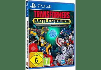 Transformers: Battlegrounds - [PlayStation 4]