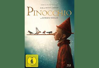 Pinocchio Blu-ray + DVD