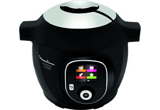 MOULINEX Multicooker Cookeo+ Connect Zwart (CE857800)