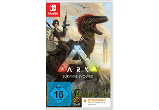 ARK: Survival Evolved (Code in a Box) - [Nintendo Switch]