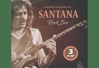 Carlos Sanatan - Rock Box-Legendary Live Broadcasts  - (CD)