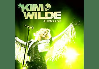 Kim Wilde - Aliens-Live  - (CD)