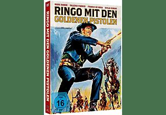 Ringo mit den goldenen Pistolen-Limited Mediaboo Blu-ray + DVD