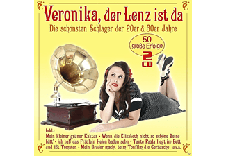VARIOUS - Veronika,Der Lenz Ist Da-Schlager Der 20er & 30er  - (CD)