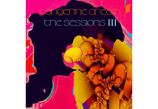 Tangerine Dream - THE SESSIONS III (PINK VINYL)  - (Vinyl)