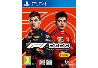 F1 2020 Standard Edition, (Playstation 4). PS4