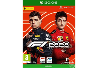 F1 2020 Standard Edition, (X-Box One). XBOXONE