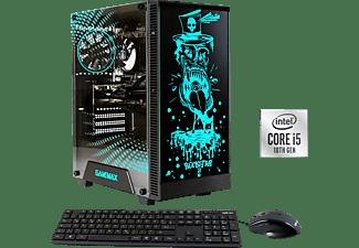 HYRICAN GAMEMAX ROCKSTAR 6559, Gaming PC mit Core™ i5 Prozessor, 16 GB RAM, 960 GB SSD, GeForce RTX 2060, 6 GB