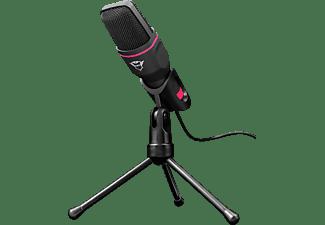 TRUST Gaming GXT 212 Mico Mikrofon, Schwarz