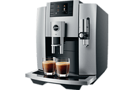 JURA E8 (EB) Kaffeevollautomat Moonlight Silver
