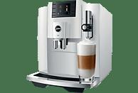 JURA E8 (EB) Kaffeevollautomat Piano White