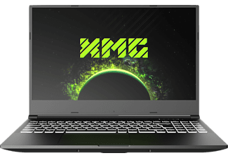 XMG CORE 15 AMD-M20snf, Gaming Notebook mit 15,6 Zoll Display, Ryzen 5 Prozessor, 16 GB RAM, 500 GB mSSD, GeForce RTX 2060, Schwarz