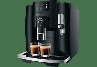 JURA E8 (EB) Kaffeevollautomat Piano Black