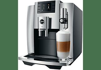 JURA E8 (EB) Kaffeevollautomat Chrom