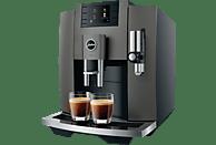 JURA E8 (EB) Kaffeevollautomat Dark Inox