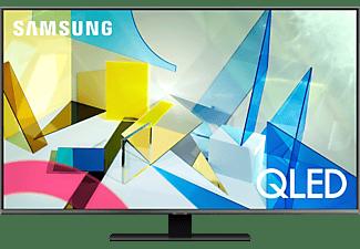 SAMSUNG Q80T (2020) 50 Zoll 4K Smart TV QLED Fernseher