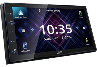 "JVC Autoradio multimedia Bluetooth 6.8"" (KWM560BT)"