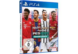 eFootball PES 2021 Season Update - [PlayStation 4]
