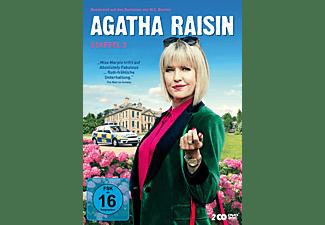 Agatha Raisin - Staffel 3 DVD