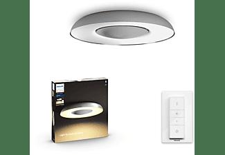 REACONDICIONADO Lámpara Bluetooth - Philips Hue Still, Plafón Inteligente LED, Aluminio, Luz Blanca