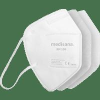 MEDISANA RM100 10 St. FFP2 Atemschutzmaske Weiß