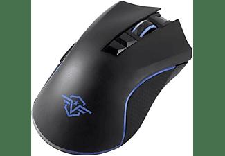VIVANCO Professional Gaming Maus, Schwarz