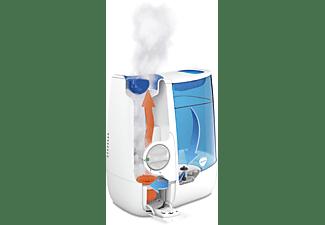 WICK WH845 Luftbefeuchter Blau/Weiß (365 Watt, Raumgröße: 37 m²)