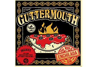 Guttermouth - The Whole Enchilada  - (CD)