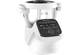 MOULINEX Multicooker - Keukenrobot Companion XL