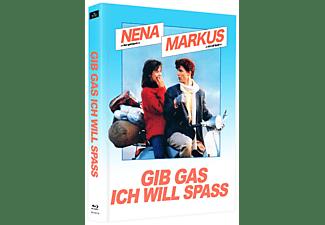 Gib Gas, ich will Spass Blu-ray
