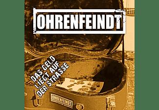 Ohrenfeindt - Das Geld Liegt Auf Der Strasse (Fan Edition/Box)  - (CD + Merchandising)