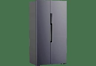 SCHNEIDER SBS600.4A++NF AT Side-by-Side (365 kWh/Jahr, A++, 1780 mm hoch, Anthrazit)