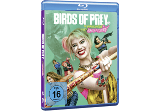 Birds of Prey - The Emancipation of Harley Quinn Blu-ray