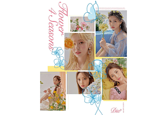 Dia. - FLOWER 4 SEASONS(KEIN RR)  - (CD)