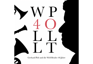 Gerhard Polt Und Die Well-brüder - 40 JAHRE (LTD.UND NUMMERIERT)  - (Vinyl)