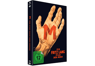 M - Eine Stadt sucht einen Mörder Blu-ray