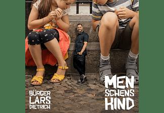 Bürger Lars Dietrich - Menschenskind  - (CD)