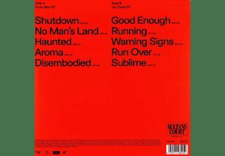 Sultan's Court - UP CLOSE  - (Vinyl)