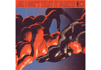 Aua - I Don't Want It Darker  - (CD)