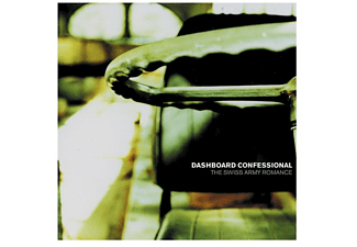 Dashboard Confessional - THE SWISS ARMY ROMANCE  - (Vinyl)