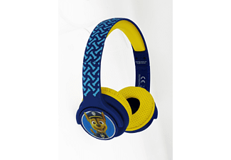 OTL Paw Patrol Chase Kids Wireless , On-ear Kopfhörer Bluetooth Blau