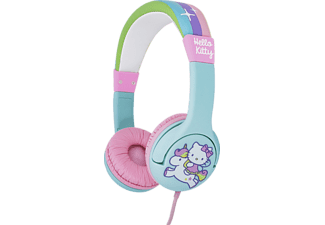 OTL Hello Kitty Einhorn Junior , On-ear Kopfhörer Türkis