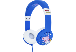 OTL Peppa Pig George Rocket, On-ear Kopfhörer Blau