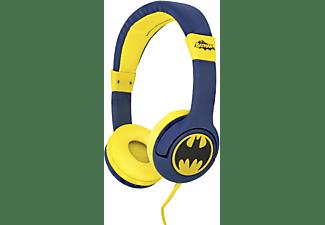 OTL Batman Signal Junior , On-ear Kopfhörer Blau/Gelb